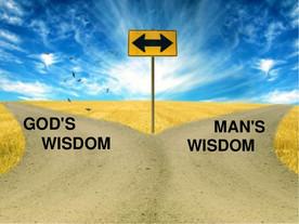 Wisdom, God's Gift to Man