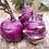 Thumbnail: Cavolo Rapa Viola di Vienna (Brassica oleracea var. Gongylodes)