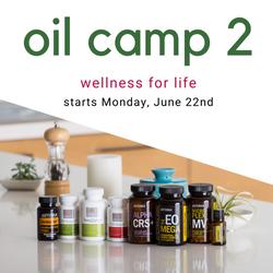Oil Camp 2