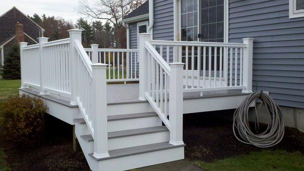 timbertech-composite-deck-in-Bridgewater
