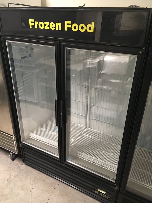 True Twin Glass Door Freezer (GDM-49F)
