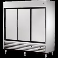 True TSD-69 Three Door Cooler