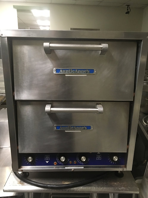 Bakers Pride P44 Brick Lined Electric Countertop Pizza and Pretzel Oven