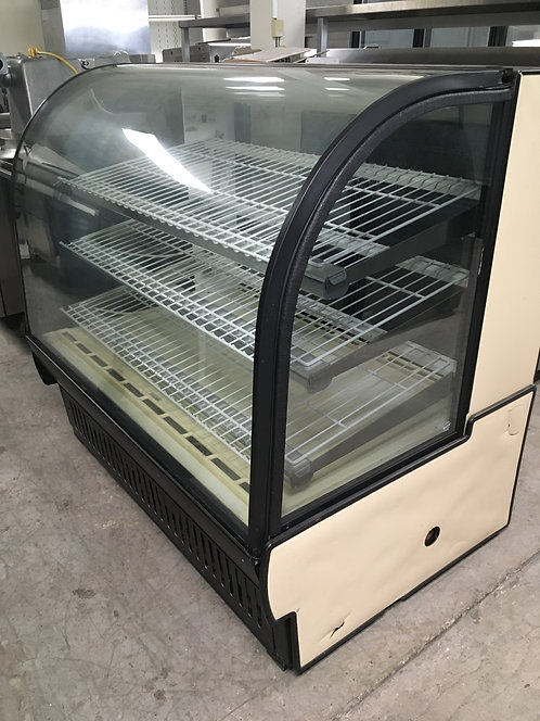 True Bakery Case W/ Curved Glass (TCGR-50)