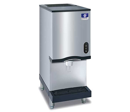Manitowoc CNF0201 Countertop Nugget Ice Maker and Dispenser - Chewable Ice