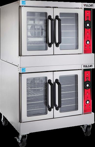 "Vulcan SG Commercial Oven Double Deck 42 1/4"" Depth Gas"