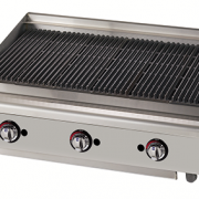 Star Star-Max® Radiant & Lava Rock Gas Charbroilers