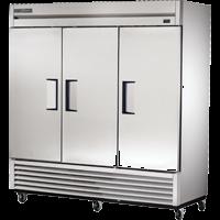 True TS-72-HC Three Door Cooler