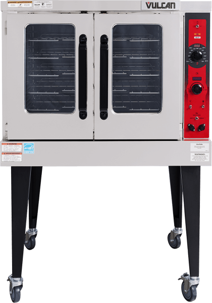 "Vulcan VC5 Commercial Oven Single Deck 22 1/8"" Depth with Electric Controls"