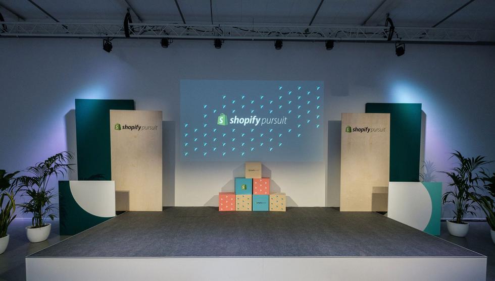 Shopify Pursuit 2020 Amsterdam