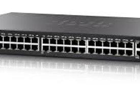 Switch Cisco SG350-52-K9-BR