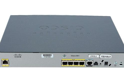 Roteador Cisco C892FSP-K9