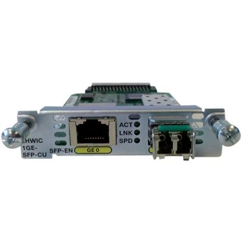 Módulo Cisco EHWIC-1GE-SFP-CU=