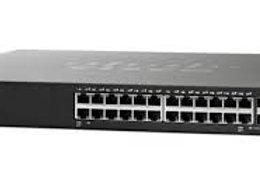 Cisco Switch SG350X-48P-K9-BR