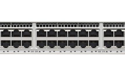 Switch Cisco C9200L-48P-4G-E-BR