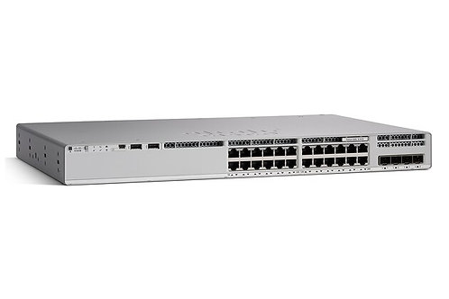 Switch Cisco C9200L-48P-4X-A-BR