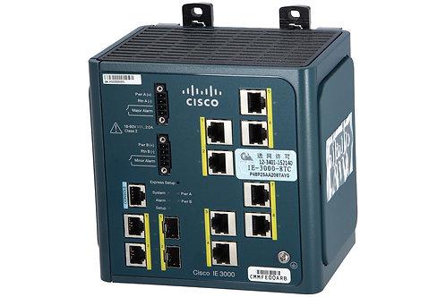 Switch Cisco IE-3000-8TC-E