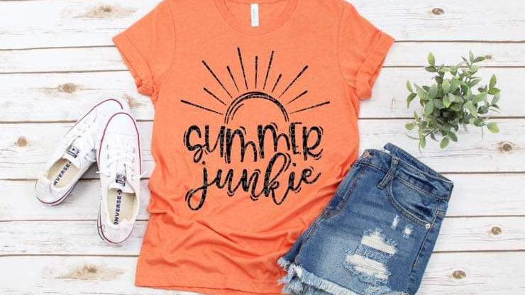 Summer junkie