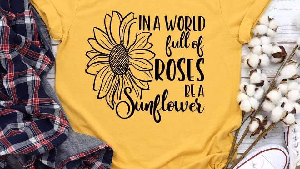 World full of Roses