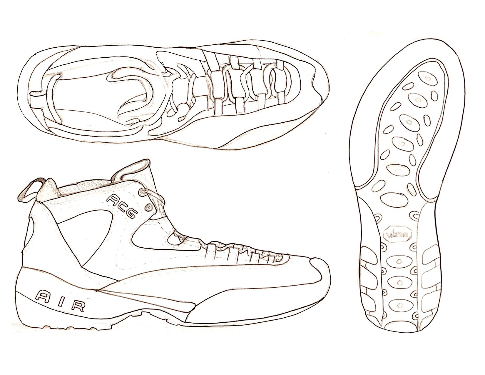 Footwear Doodle(1)
