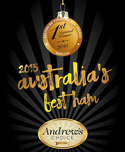 Andrew's Choice Best Ham Melbourne