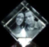 3D Photo Jewel Cube