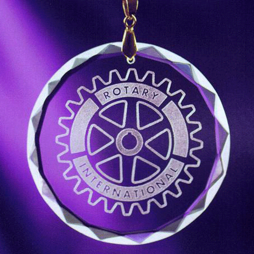 Round Ornament/Medal