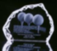 Large Crystal Iceberg Award