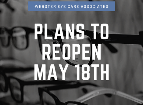 Plans to Reopen the Office on May 18th