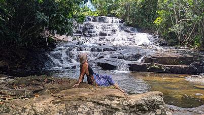 Rio das Contas + Cachoeira + Culinária R