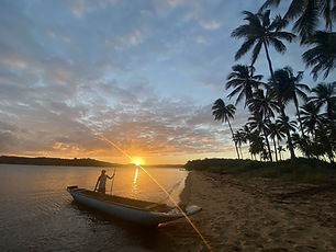Praia do pontal + Rio das Contas - Itaca