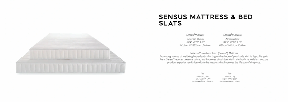Sensus Bultex Mattress