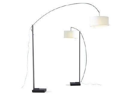 Mama Floor Lamp / White Shade