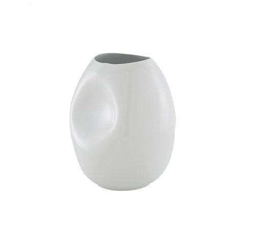 Pression Vase / Blanc Large