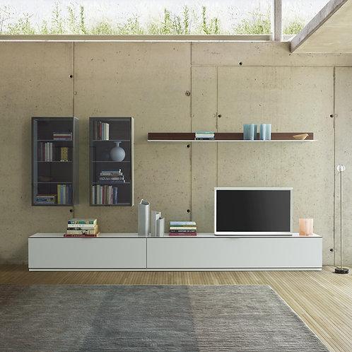 Canaletto Single Wall Shelf