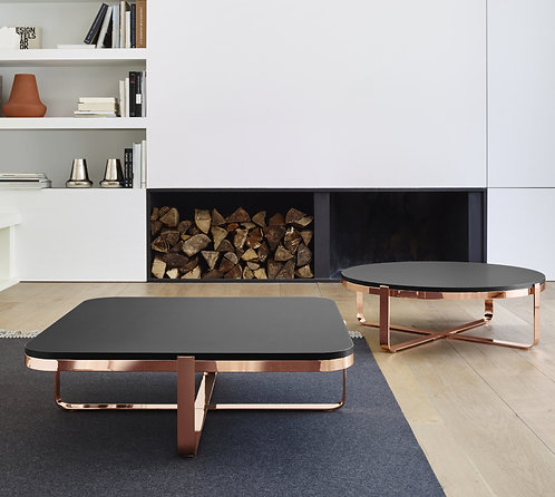 Fancy Chic Low Table / Round
