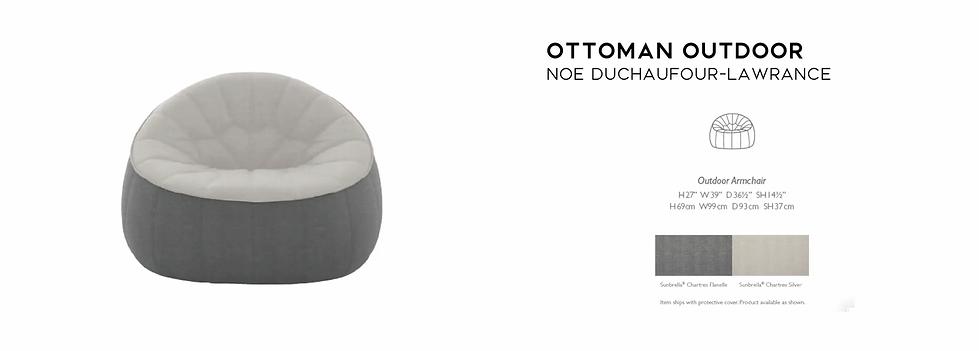 Ottoman Outdoor