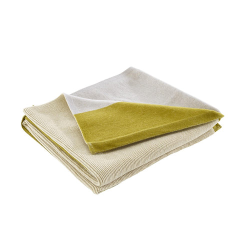Smock Throw / Moutarde