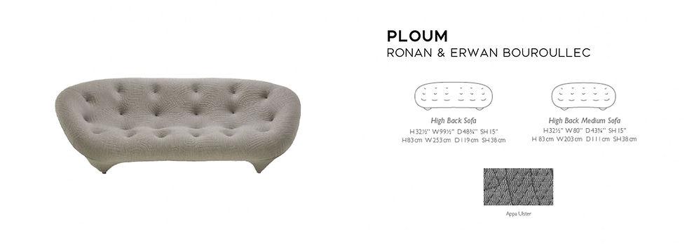 Ploum Sofa Bouroullec