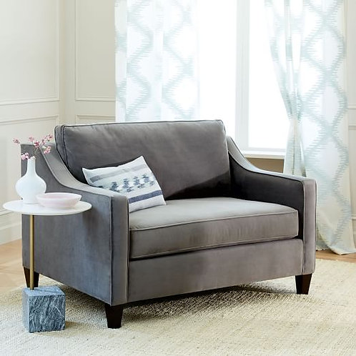 Lia, sleeper chair