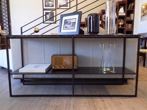 L, Side Console Table