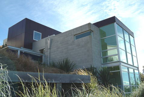 Stoddart House Architecture - Wynyard Design Studio, Christchurch