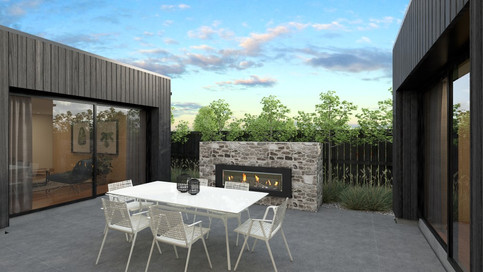 Concept architectural designs - Wynyard Design Studio, Christchurch