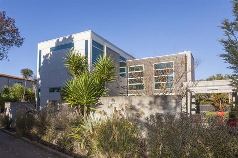 Medonica New Home Build Architecture - Wynyard Design Studio, NZ