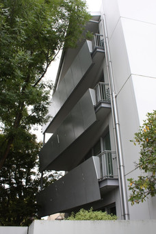 Braemer Apartments Architecture - Wynyard Design Studio, NZ