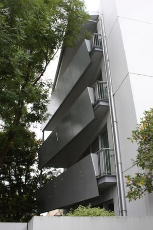 Braemer Apartments Architecture - Wynyard Design Studio, NZ