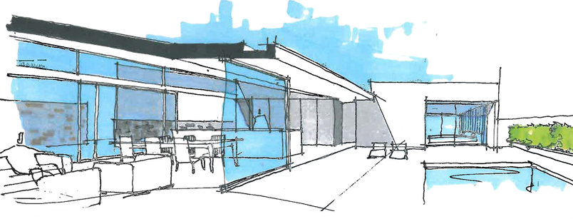 Concept architectural designs - Wynyard Design Studio, Christchurch