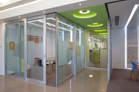 Young & Hunter Office Design - Wynyard Design Studio, Christchurch