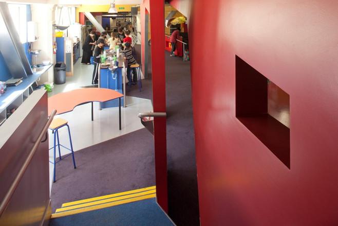 Discovery School Design - Wynyard Design Studio, NZ