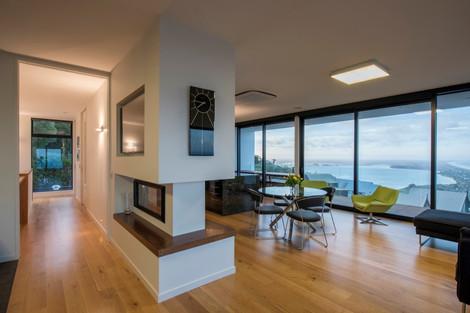 Park New Home Build - Wynyard Design Studio, Christchurch